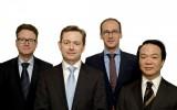 Het Nederlandse team van Mirabaud