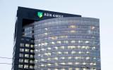 ABN Amro hoofdkantoor