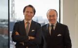 Xavier Van Campenhout en Philippe Masset