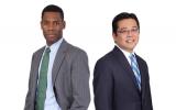 Steve S. Shigekawa en Brian C. Jones, Neuberger Berman