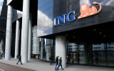 ING kantoor, Amsterdam