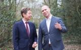 Albert van Zadelhoff en Jeroen Pels, Triodos Bank