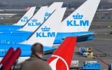 KLM-toestellen