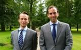 Peter Bos en Philip van Es