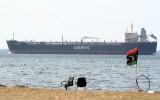 Tanker, foto Hollandse Hoogte