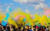 Colour run (foto: unsplash)