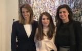 Katherine Haesaerts, Mehtap Ersahin, Niké Maekelberg