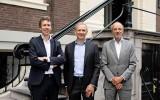 Michel Schooneman, Frank Hoogendijk, Hans van der Heijden